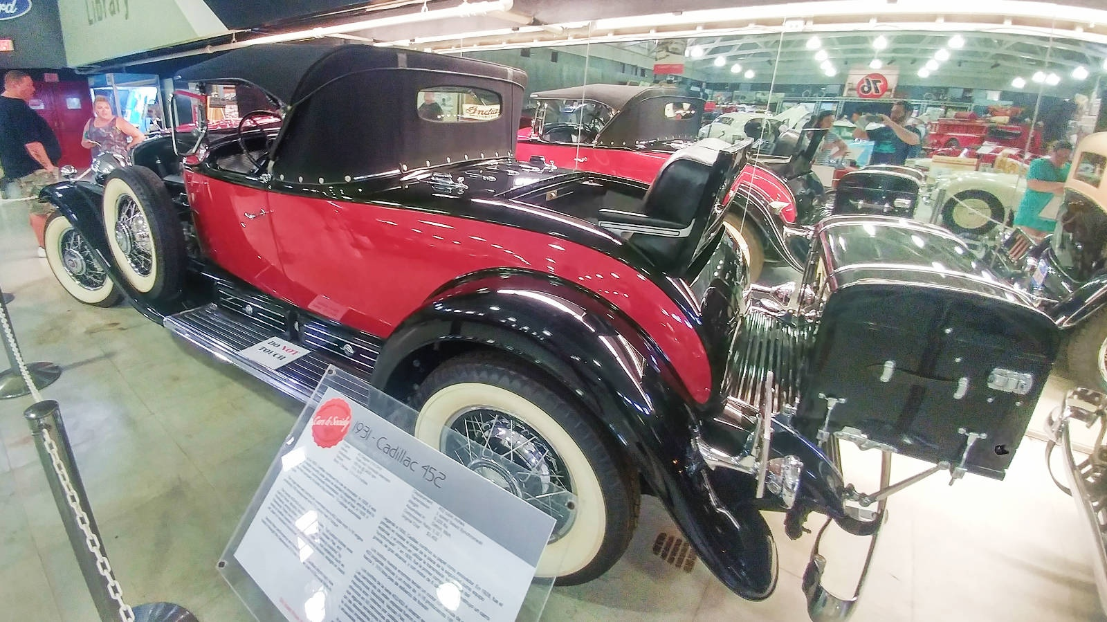 San Diego Automotive Museum: Barn Finds On Display In San Diego