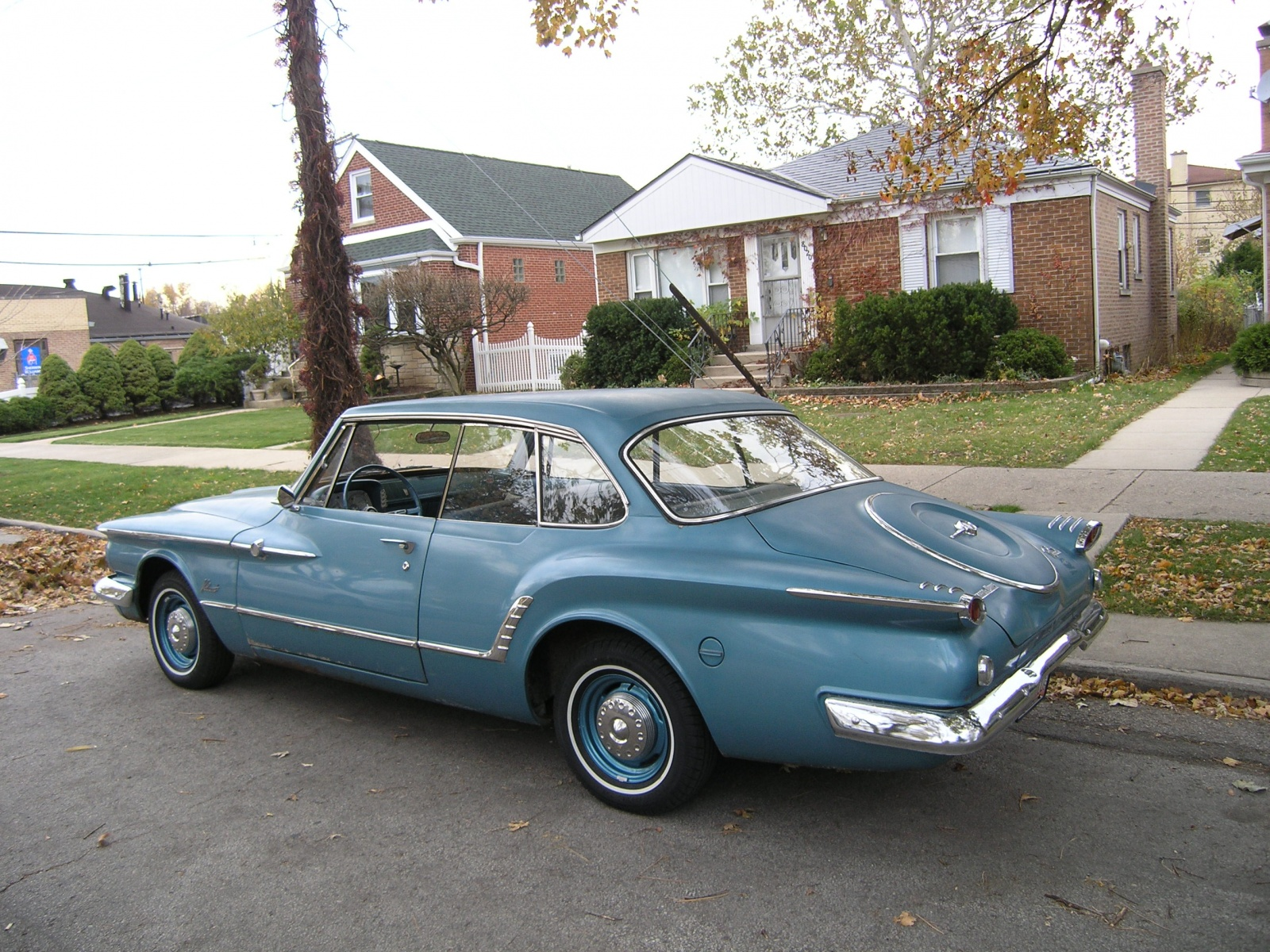 Valiant Effort 1962 Plymouth Signet 200 1960 For Sale Nice