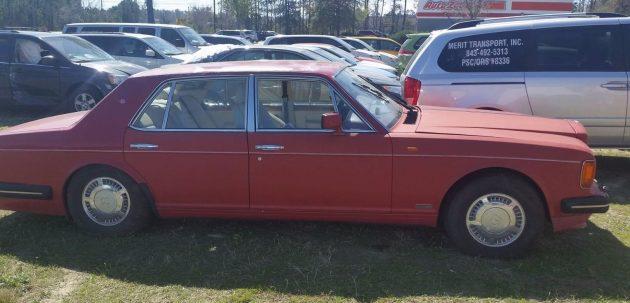 Originally Cost $167,400: 1990 Bentley Turbo R
