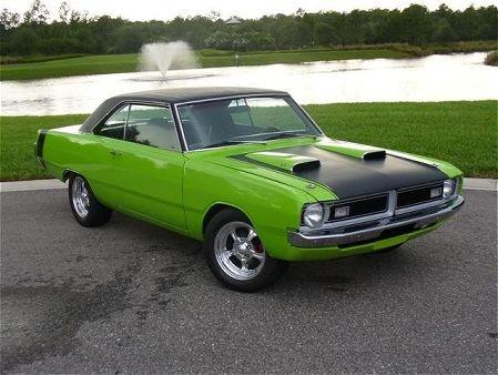 Special Edition 1974 Dodge Dart