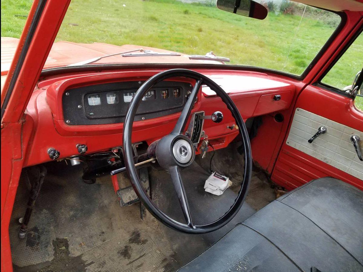 Cheap Truck: 1968 Dodge D100 Sweptline