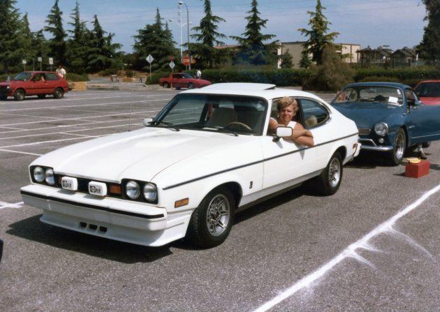 Rare Ghia Trim Survivor 1976 Mercury Capri Ii