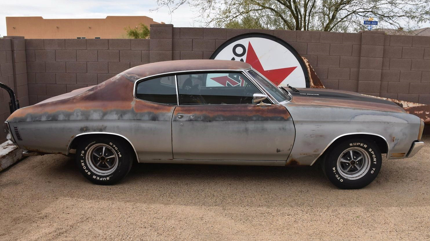 Best Barn Find Ever? 1970 Chevrolet Chevelle