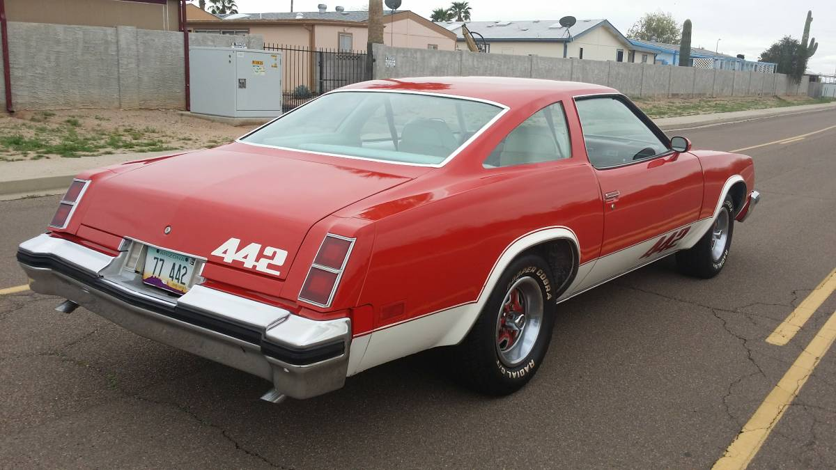 Craigslist East Valley >> One Family Owned: 1977 Oldsmobile 442