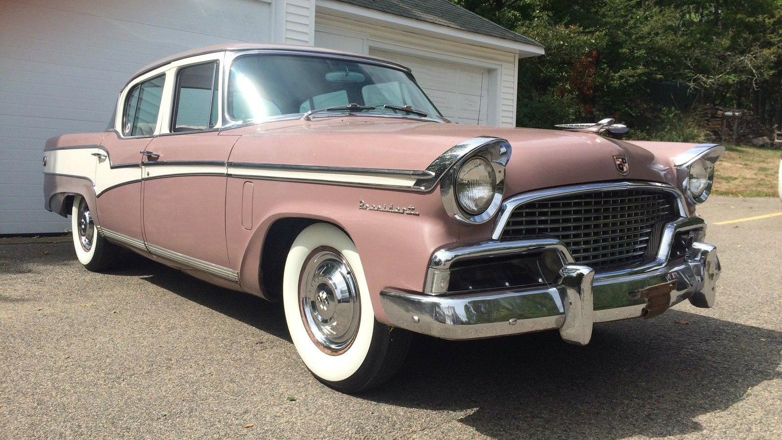 Maybe The Same? 1956 Studebaker President