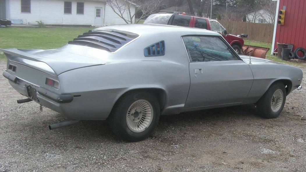 Oh My! Modified 1969 Camaro