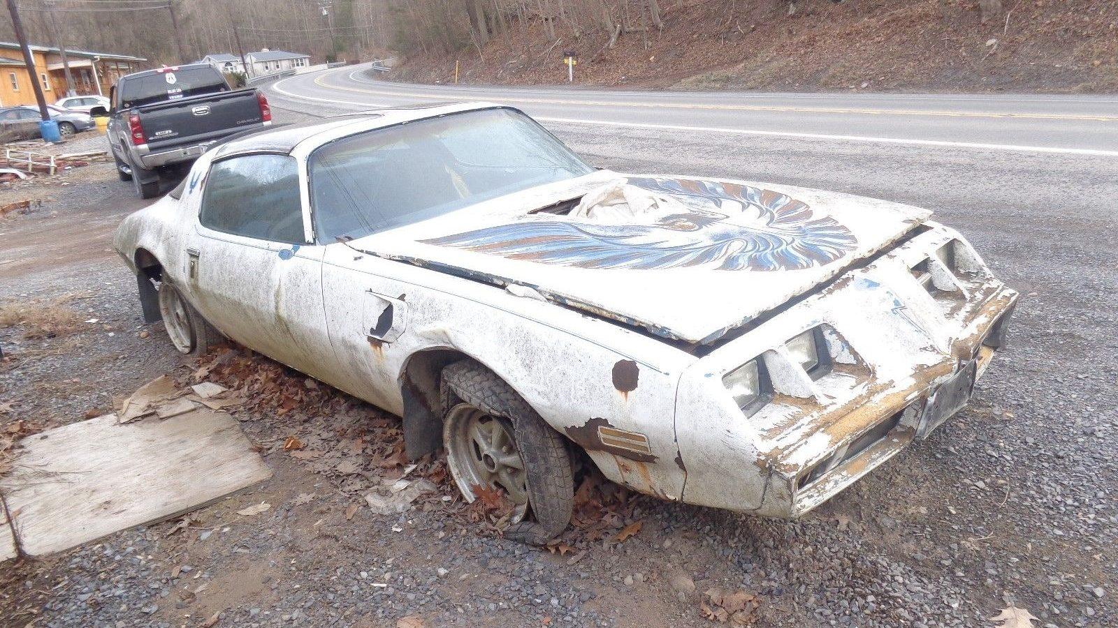 2017 Pontiac Firebird Price >> 1979 Pontiac Trans Am For $600!!
