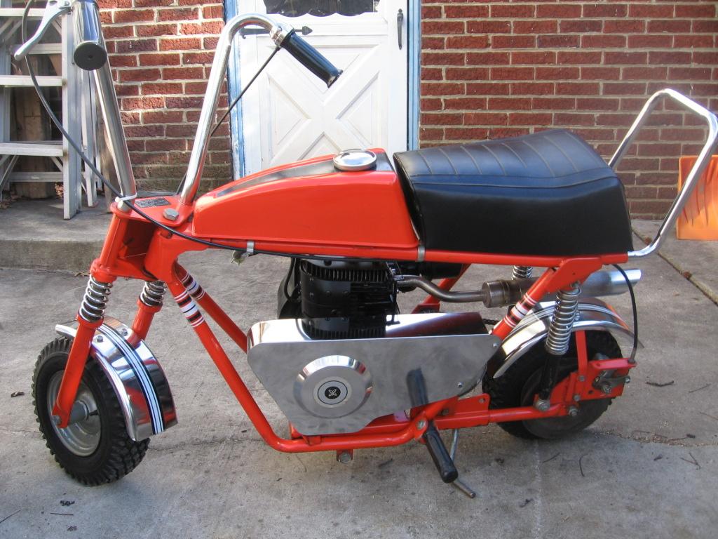 Solid Single 1968 Sears Lightweight Sr125