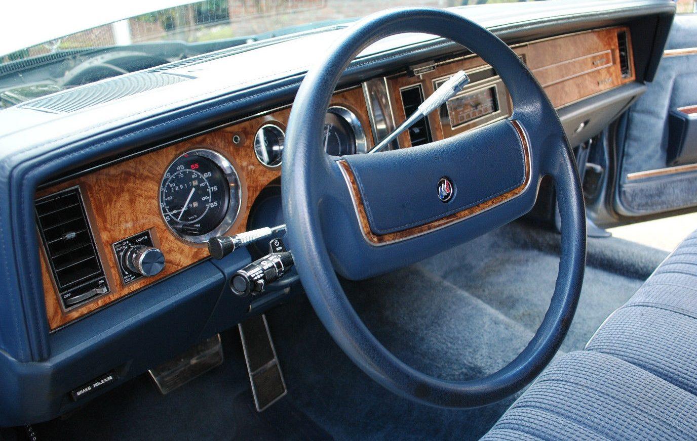 W E on 1988 Buick Lesabre Parts