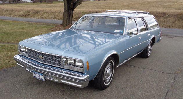Catskill Mountain Carry-All: 1977 Chevy Impala