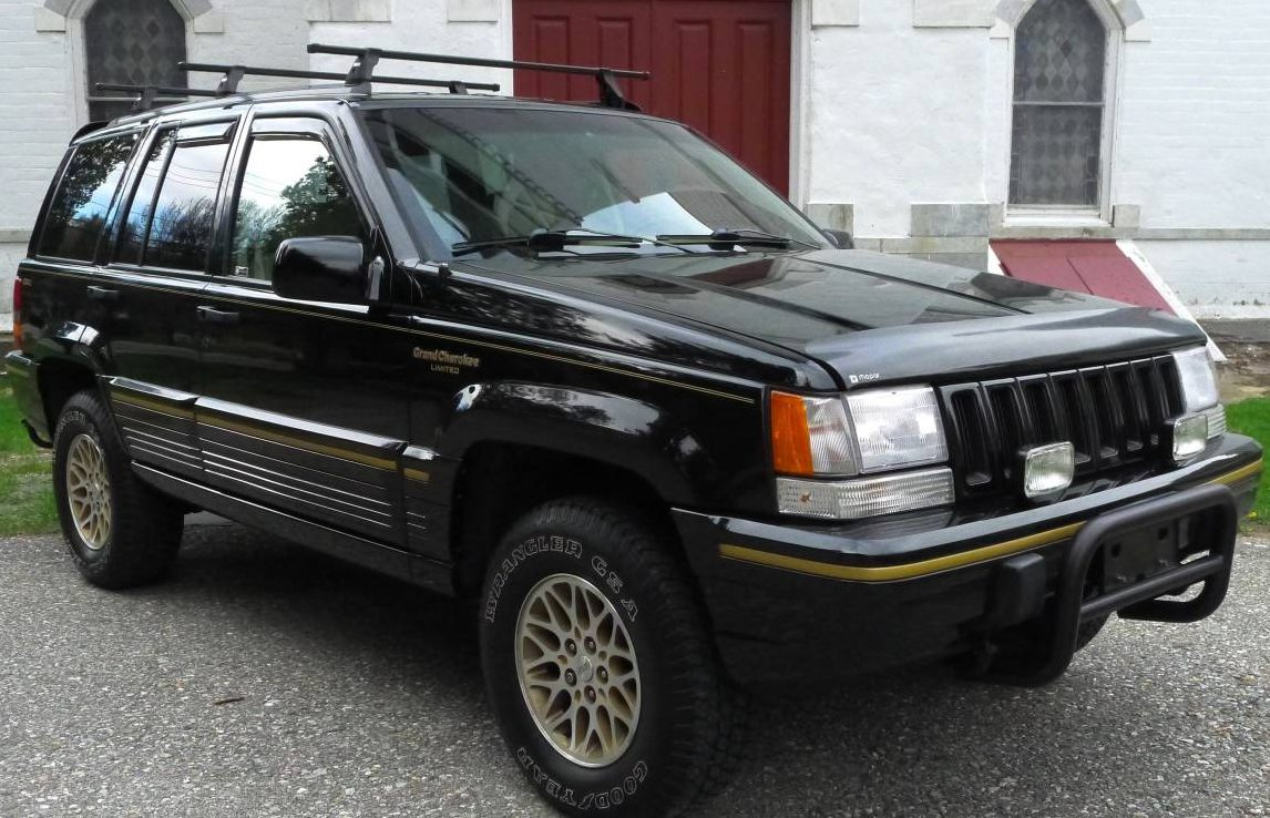 low mileage zj 9 000 mile jeep grand cherokee. Black Bedroom Furniture Sets. Home Design Ideas