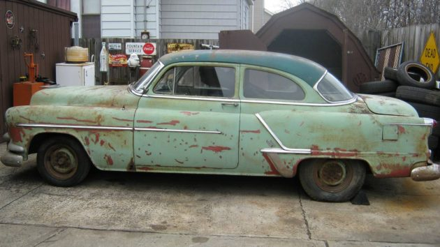 Project Rocket: 1953 Oldsmobile 88