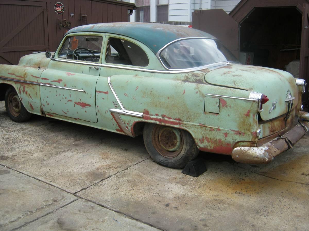 Project Rocket 1953 Oldsmobile 88