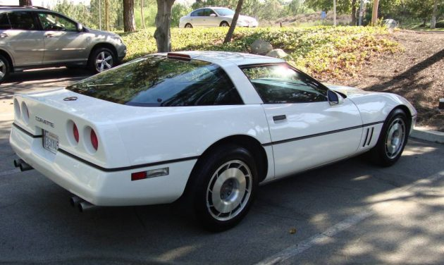 Pleasingly Stock: Clean 1987 Corvette