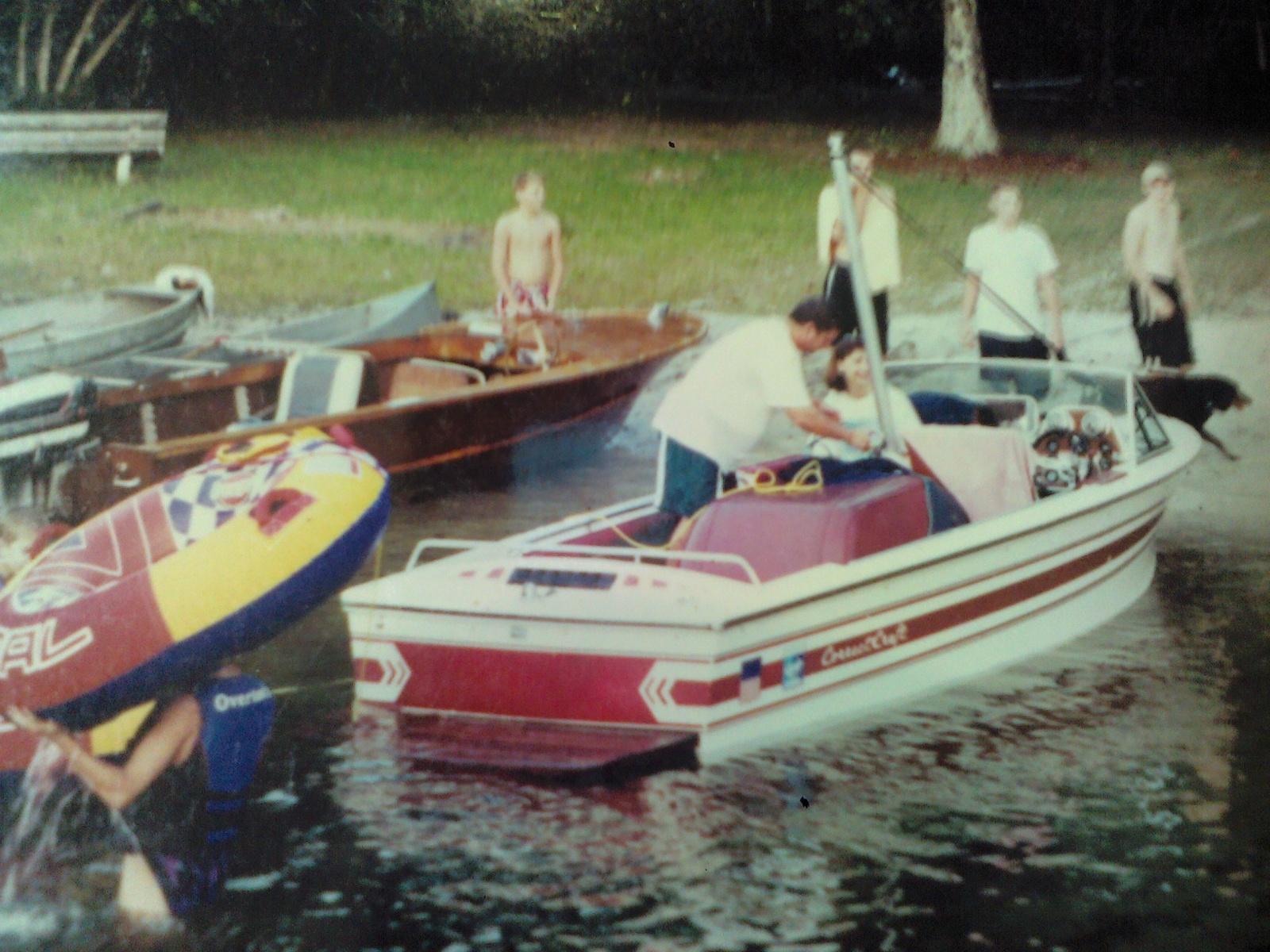 Built For Speed 1979 Correct Craft Ski Nautique