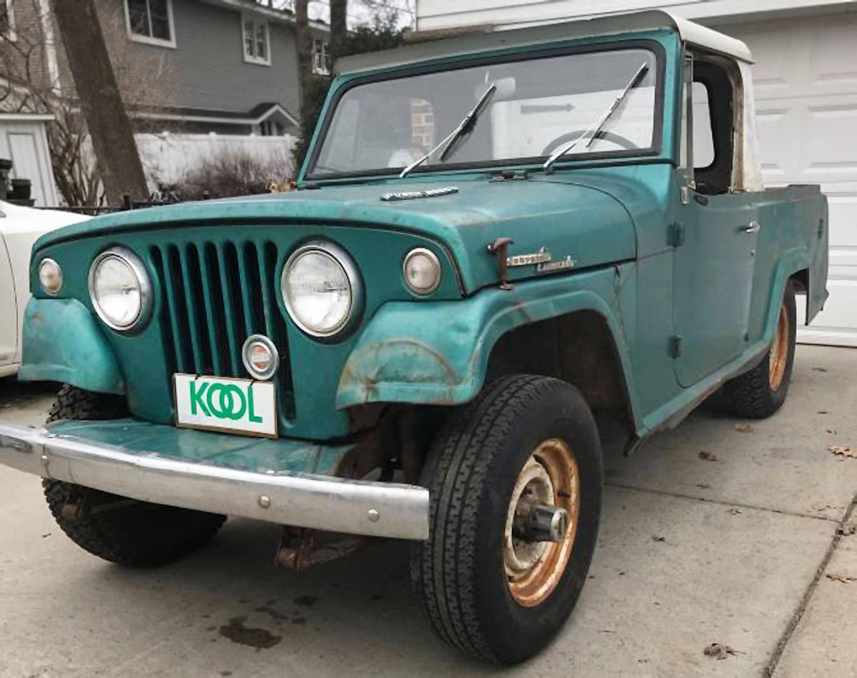 Car Truck Craigslist >> Kool Commando: 1967 Jeepster Commando