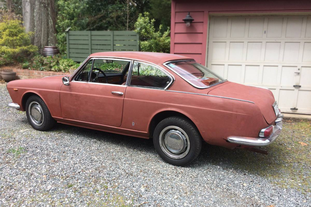Roman road car 1963 lancia flavia 1800 another client of theirs was and is lancia this 1963 lancia flavia is on craigslist with an asking price of 10400 and its located in alexandria vanachro Image collections