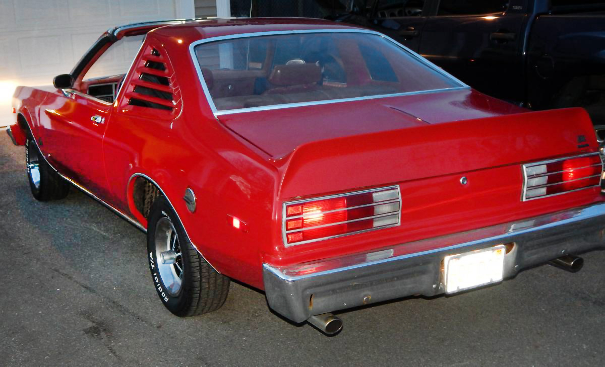 T For Two 1979 Dodge Aspen R T