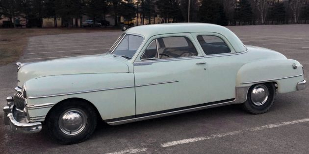 Deal of the Week? 1950 DeSoto Deluxe Club Coupe