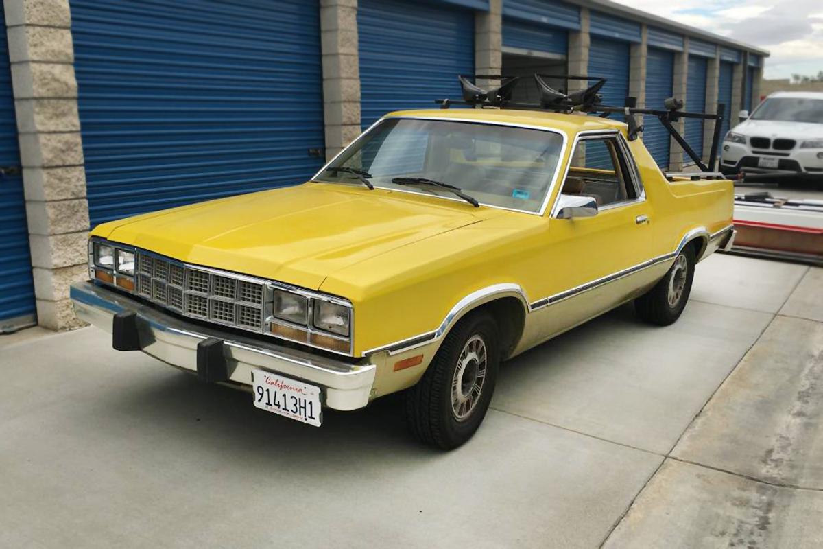 Car Truck Craigslist >> The Dude: 1981 Ford Durango