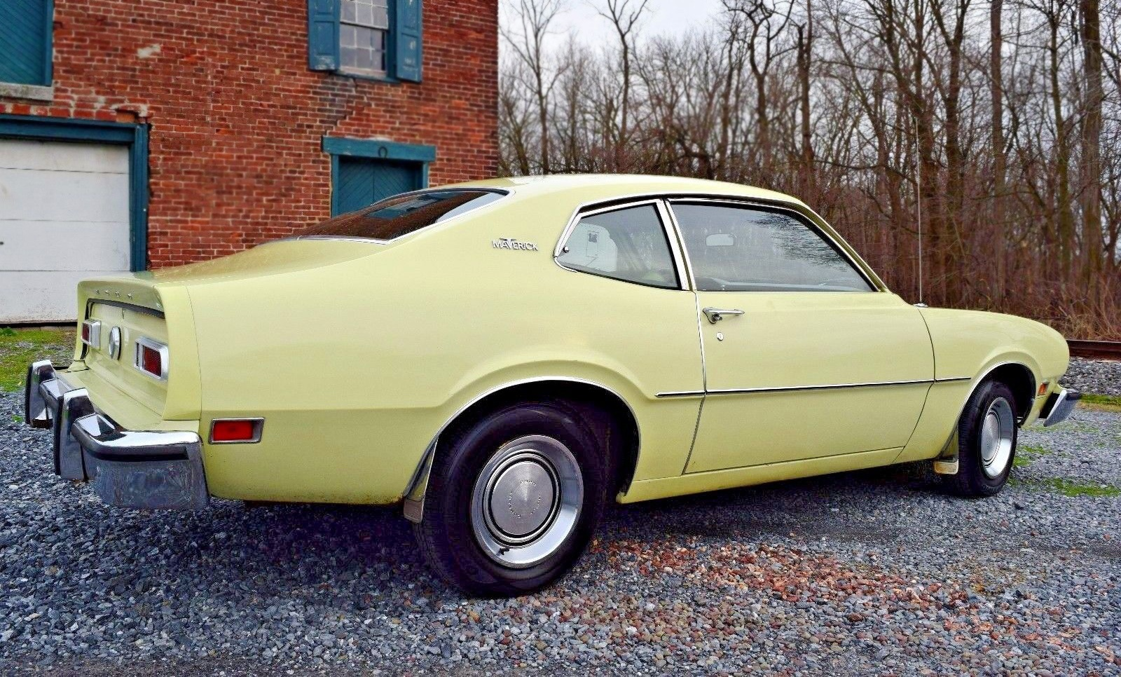ford maverick obves