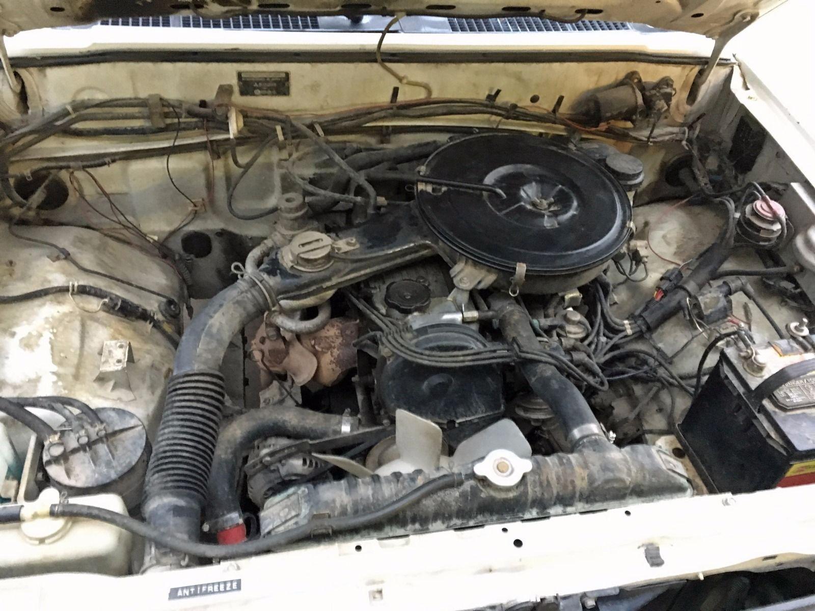 Seanallop 1983 Dodge D50 4x4 Turbo Diesel For Sale