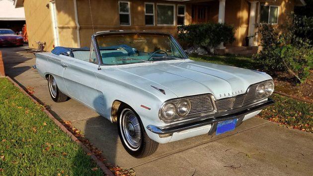 Hagerty Car Value >> Potential Bargain! 1962 Pontiac Tempest LeMans