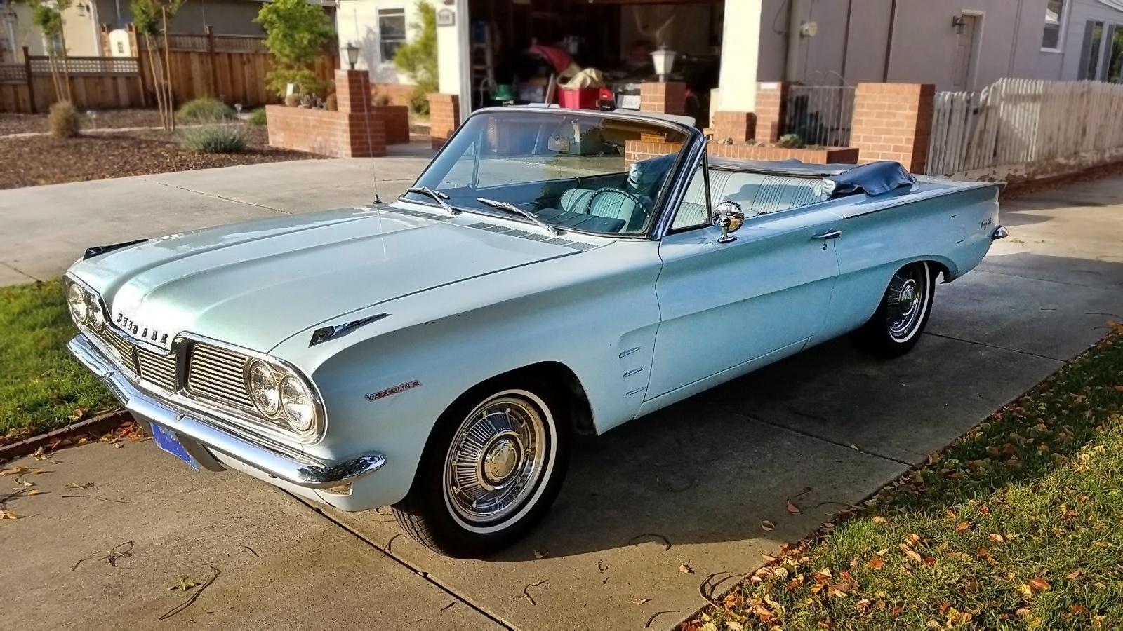 Potential Bargain 1962 Pontiac Tempest Lemans