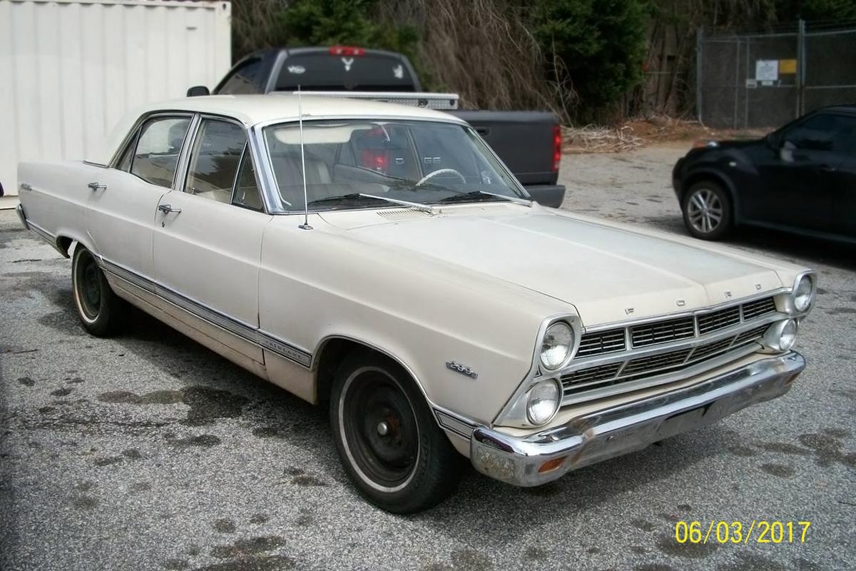 4200 Fairlane 1967 Ford 500