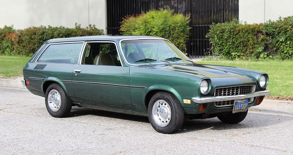 Vega or Pinto? 1972 Chevrolet Vega Kammback
