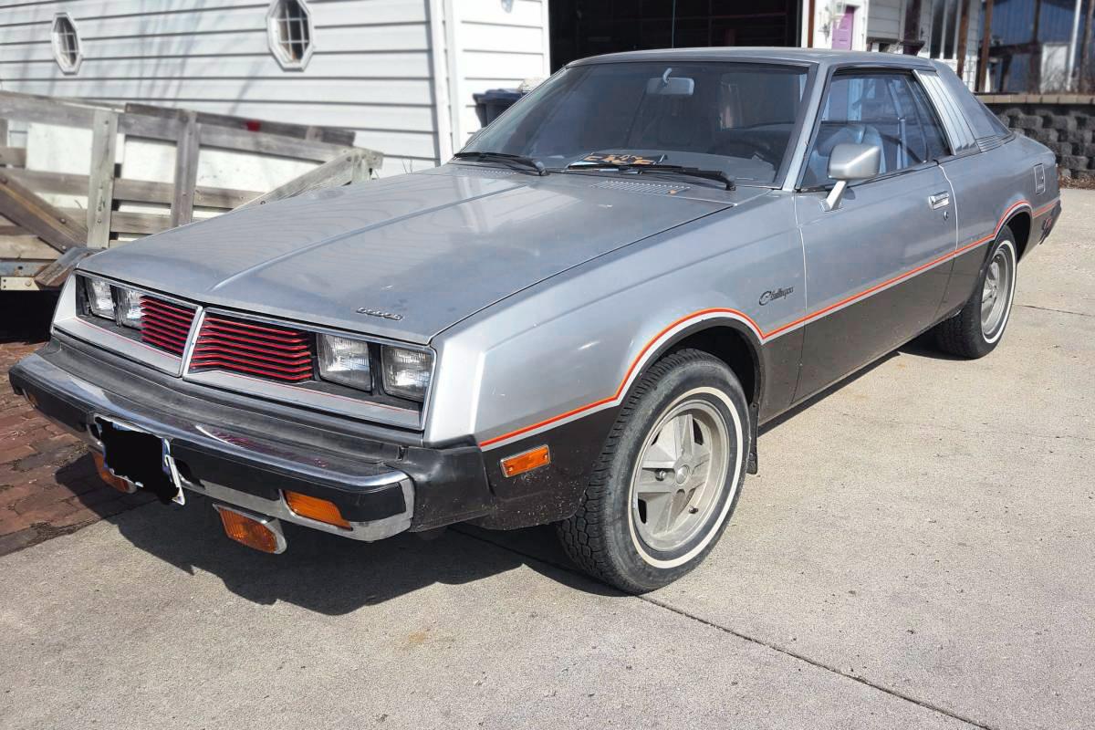 Quot Classy Little Car Quot 1979 Dodge Challenger