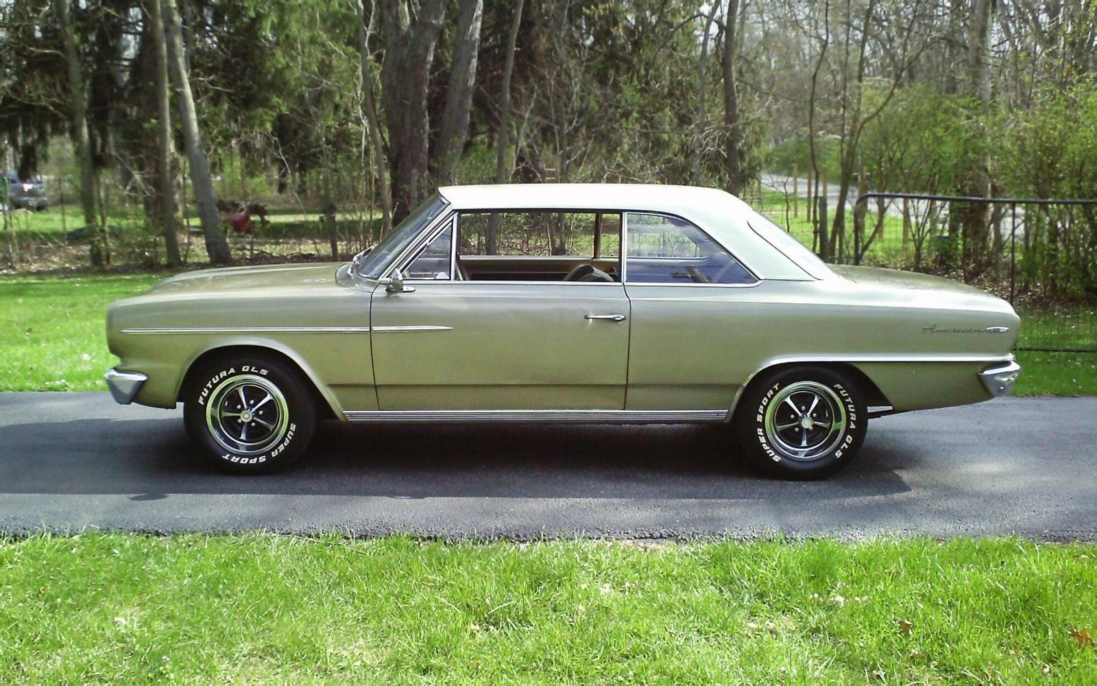 Cars Under 5000 >> California Car: 1964 Rambler American 440H