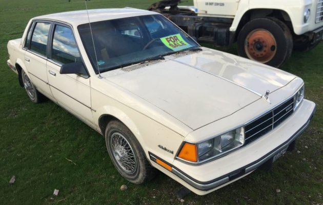 Coal Rollin' Buick: 1983 Buick Century Diesel