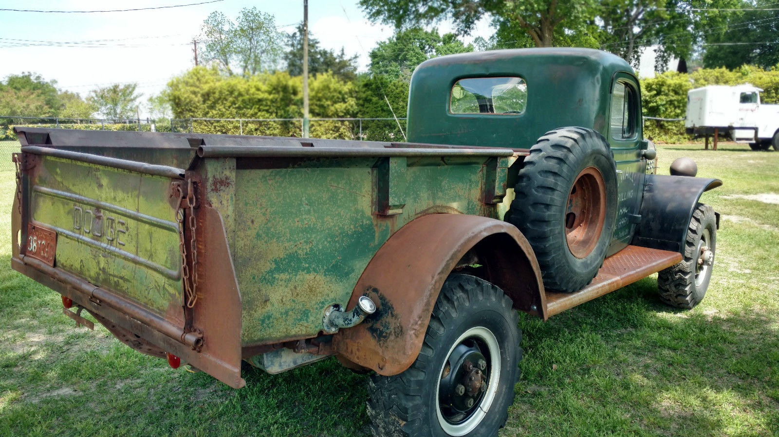 Dodge Trucks For Sale By Owner >> Chains Not Included: 1949 Dodge Power Wagon