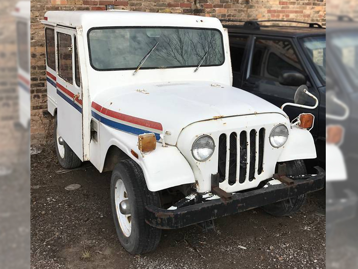Arizona Special Delivery 1977 Jeep Dj 5f