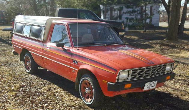 Perfect Pickup: 1980 Dodge D-50 Sport