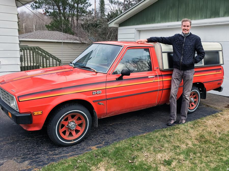 Perfect Pickup 1980 Dodge D 50 Sport