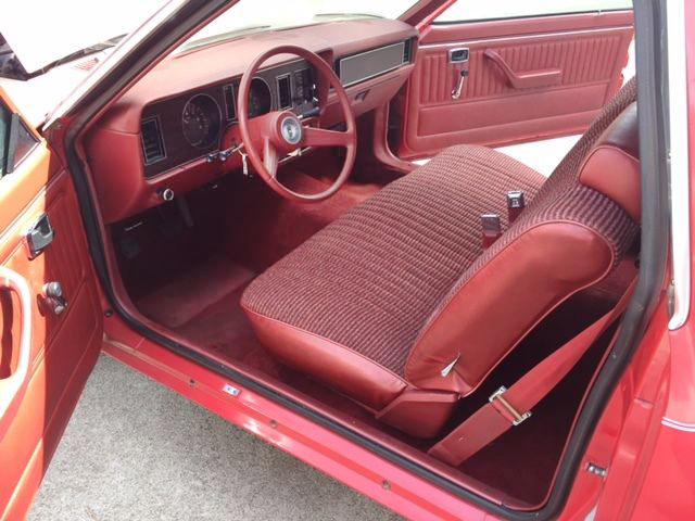stored for 32 years 1978 ford fairmont futura. Black Bedroom Furniture Sets. Home Design Ideas