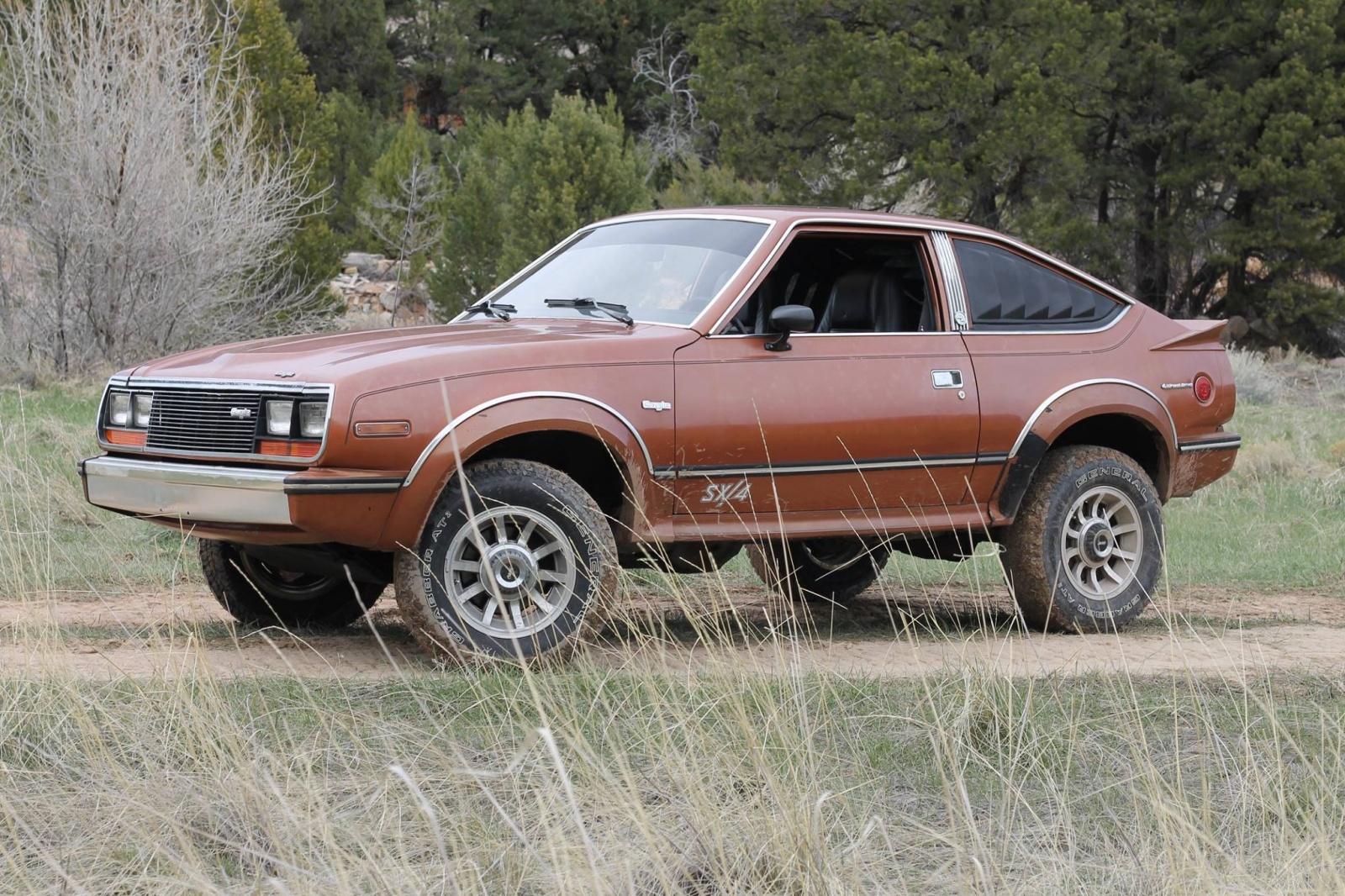 29 Year Owner 1982 Amc Eagle Sx 4