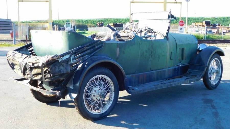 Marmon Model Convertible Sedan Auction