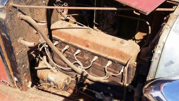 Rolled Out Of The Barn: 1932 Chevrolet Victoria Coupe