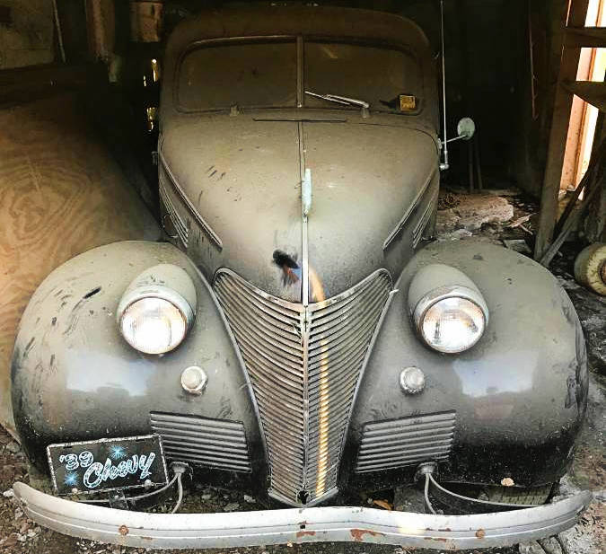 Another Dusty Old Chevy: 1939 Chevy Master Deluxe