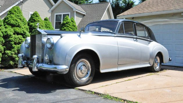 EXCLUSIVE: 1961 Rolls Royce Silver Cloud II