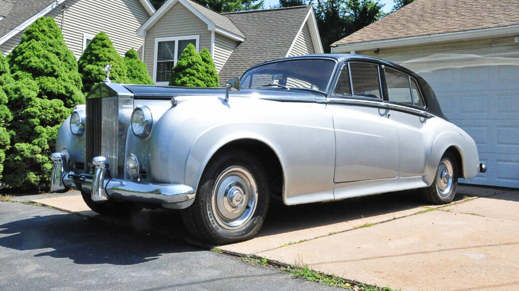 Exclusive 1961 Rolls Royce Silver Cloud Ii