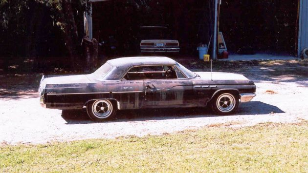 EXCLUSIVE: 1963 Buick LeSabre 4 Speed
