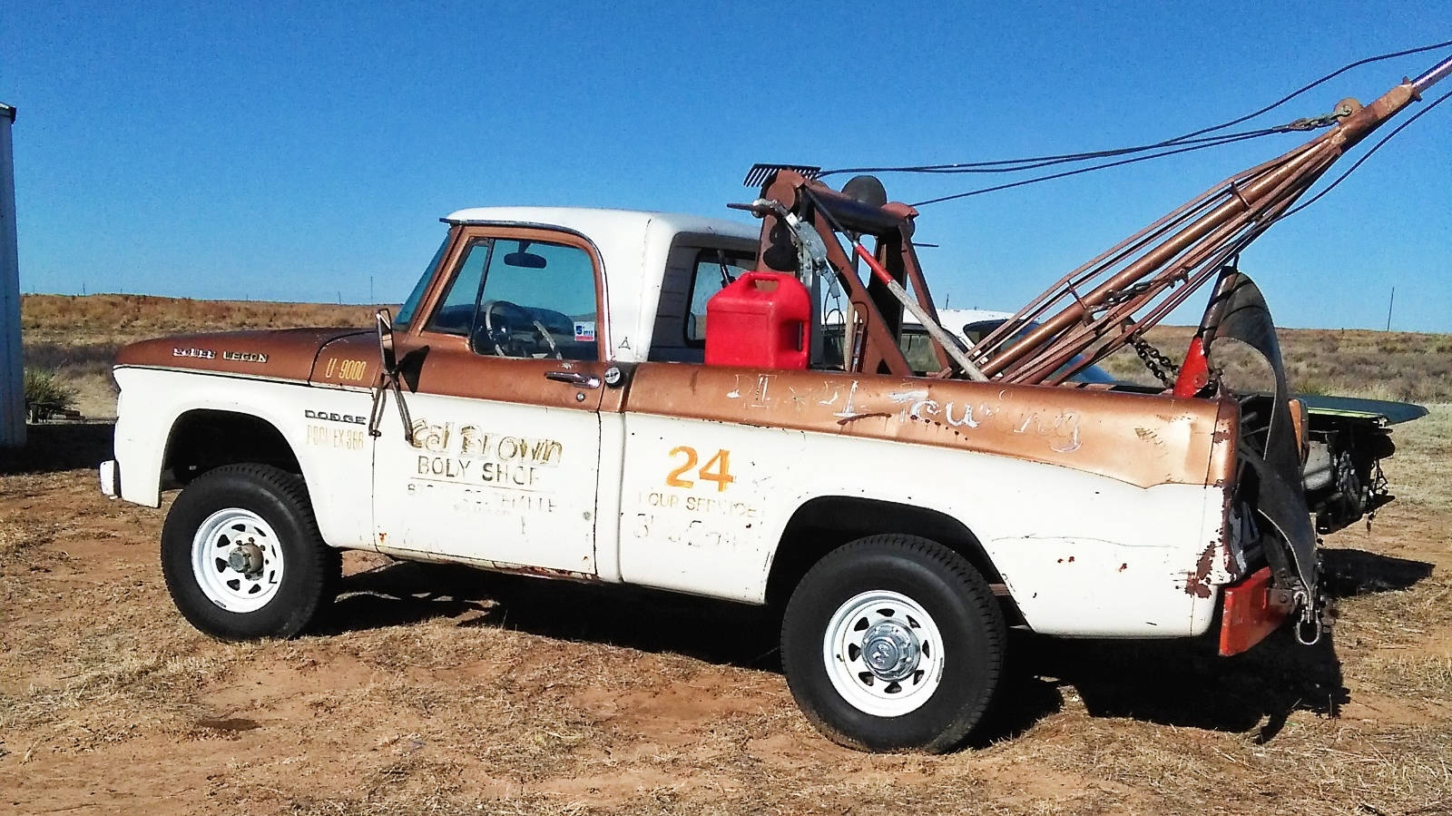 Trucks For Sale In Kansas >> EXCLUSIVE: 1964 Dodge Power Wagon