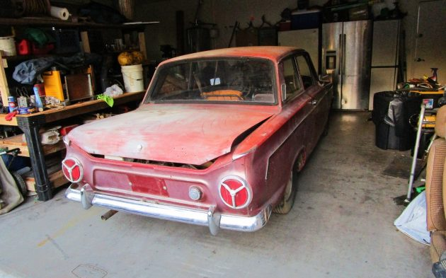EXCLUSIVE: 1966 Ford Cortina GT 1500