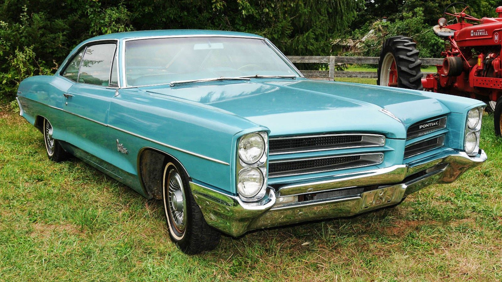 Seller Car >> Big Survivor: 1966 Pontiac Catalina