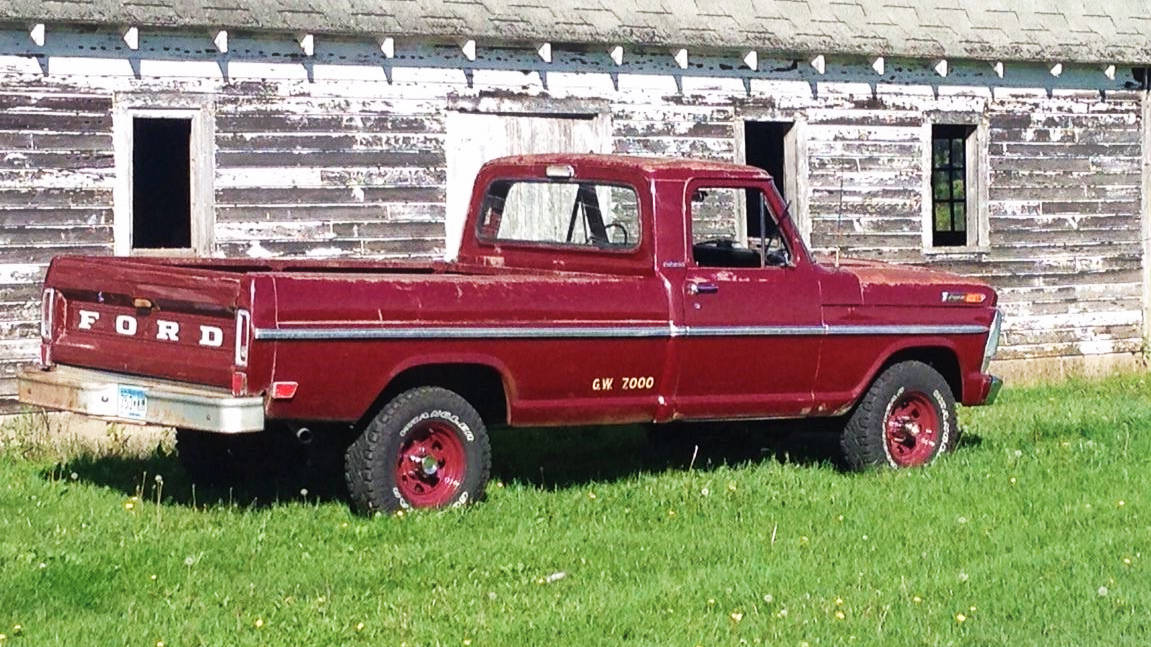 Ford F Truck Bed For Sale