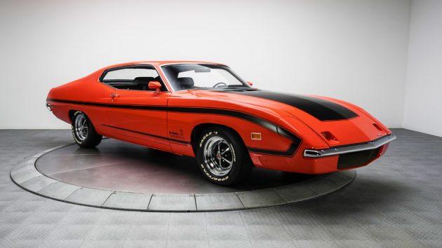 Field Find 1970 Ford Torino King Cobra